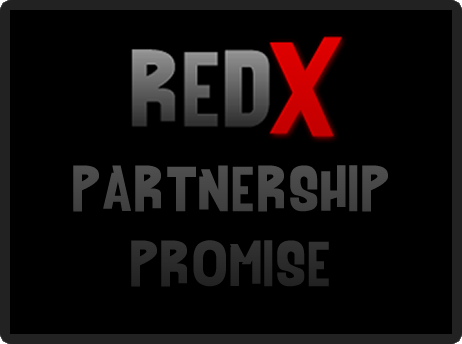 The RedX Partnership Promise